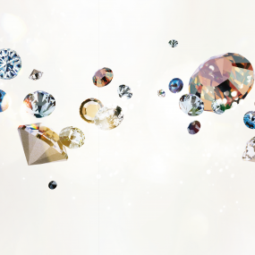 Cristales de Swarovski