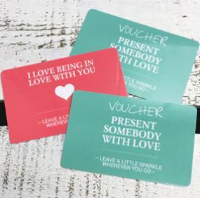 Voucher cards