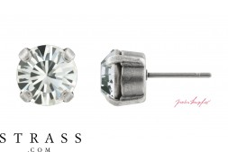 "Stud Earrings ""Sensillo"" Crystal with original Swarovski Crystals"