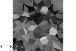 Swarovski Crystals 2028 SS 7 CRYSTAL SILVNIGHT F (1092130)