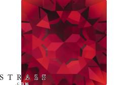 Swarovski Crystals 2028 SS 7 DARK SIAM F (1018468)