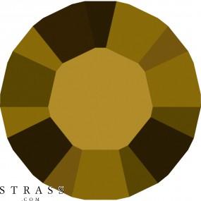 Swarovski Crystals 1028 Crystal (001) Dorado (DOR)