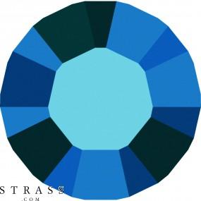 Swarovski Crystals 1028 Crystal (001) Metallic Blue (METBL)