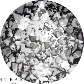 Swarovski Crystals 1088 SS 24 CRYSTAL BLACK-PAT F (5098118)