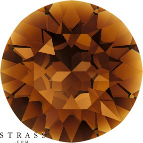 Swarovski Crystals 1088 Smoked Topaz (220)