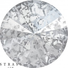 Swarovski Crystals 1122 SS 39 CRYSTAL SILVER-PAT F (5097961)