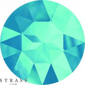 Swarovski Crystals 1201 Aquamarine (202)