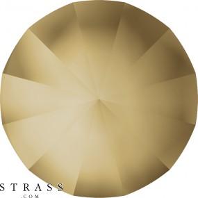 Swarovski Crystals 1480 Crystal (001) Golden Shadow (GSHA)