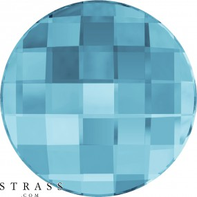 Swarovski Crystals 2035 MM 14,0 AQUAMARINE M HF (1062302)