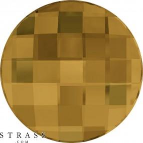 Swarovski Crystals 2035 MM 14,0 TOPAZ M HF (1062305)