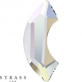 Swarovski Crystals 2037 MM 14,0 CRYSTAL AB M HF (1078650)