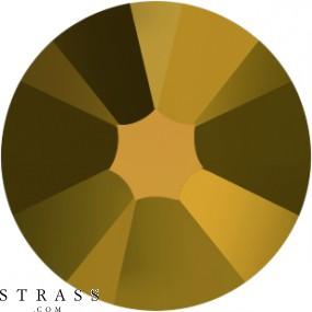 Swarovski Crystals 2058 Crystal (001) Dorado (DOR)