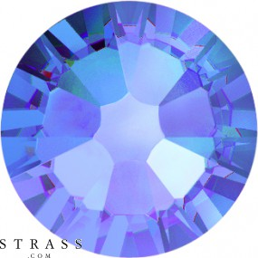 Swarovski Crystals 2058 Sapphire (206) Aurore Boréale (AB)