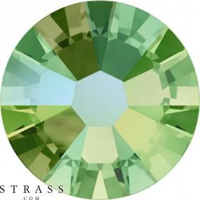 Swarovski Crystals 2058 Peridot (214) Shimmer (SHIM)