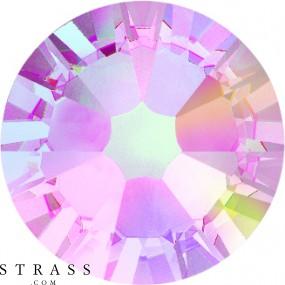 Swarovski Crystals 2058 Light Rose (223) Aurore Boréale (AB)