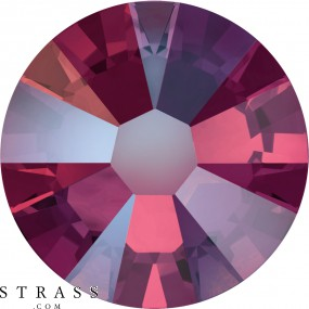Swarovski Crystals 2058 Light Siam (227) Shimmer (SHIM)