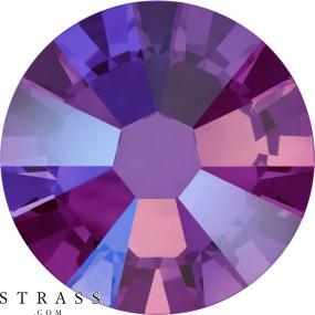 Swarovski Crystals 2058 Fuchsia (502) Shimmer (SHIM)