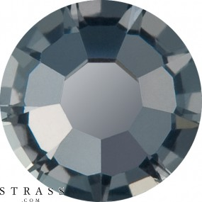 Swarovski Crystals 2078 Crystal (001) Silver Night (SINI)