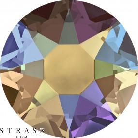 Swarovski Crystals 2078 Topaz (203) Shimmer (SHIM)