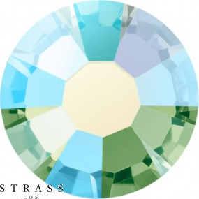 Swarovski Crystals 2078 Peridot (214) Shimmer (SHIM)