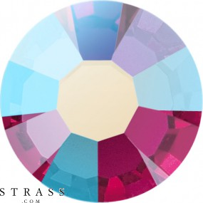 Swarovski Crystals 2078 Fuchsia (502) Shimmer (SHIM)