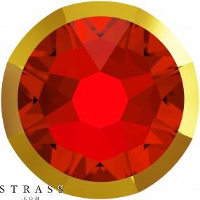 Swarovski Crystals 2088/I SS 20 LIGHT SIAM DORADOZ F (5347971)