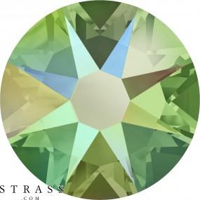 Swarovski Crystals 2088 Peridot (214) Shimmer (SHIM)