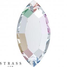 Preciosa Crystals 2200 MM 8,0X 4,0 CRYSTAL AB M HF (672990)