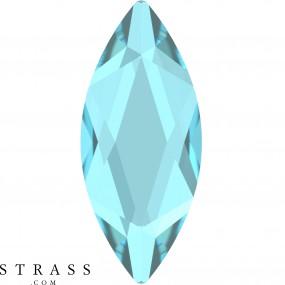Swarovski Crystals 2201 MM 14,0X 6,0 AQUAMARINE M HF (5300811)