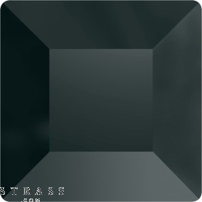 Swarovski Crystals 2400 Jet (280) Hematite (HEM)