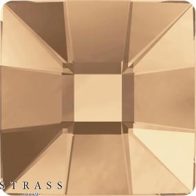 Swarovski Crystals 2483 Crystal (001) Golden Shadow (GSHA)