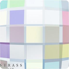 Swarovski Crystals 2493 Crystal (001) Aurore Boréale (AB)