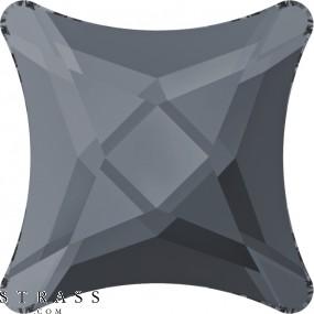 Swarovski Crystals 2494 Crystal (001) Silver Night (SINI)