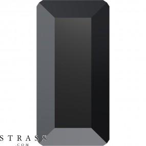 Swarovski Crystals 2510 MM 5,0X 2,5 JET M HF (673011)