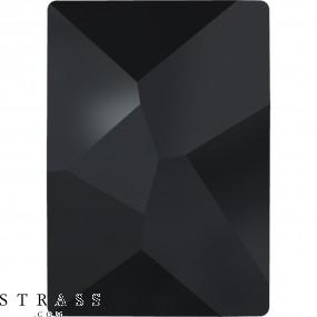 Swarovski Crystals 2520 MM 14,0X 10,0 JET (851626)
