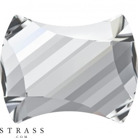 Swarovski Crystals 2540 MM 7,0X 5,5 CRYSTAL F (5007342)