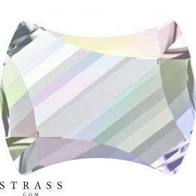 Swarovski Crystals 2540 Crystal (001) Aurore Boréale (AB)