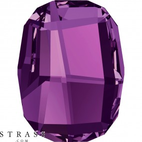 Swarovski Crystals 2585 Amethyst (204)