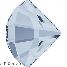 Swarovski Crystals 2714 Crystal (001) Blue Shade (BLSH)
