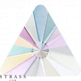 Swarovski Crystals 2716 Crystal (001) Aurore Boréale (AB)