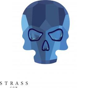 Swarovski Crystals 2856 MM 14,0X 10,5 CRYSTAL MET.BLUE M HF (5301420)