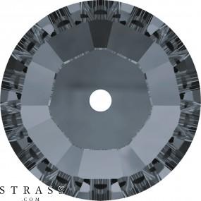 Swarovski Crystals 3128 Crystal (001) Silver Night (SINI)