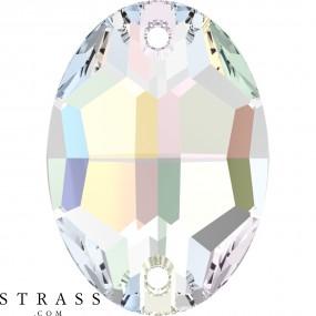 Swarovski Crystals 3210 MM 24,0X 17,0 CRYSTAL AB F (111470)