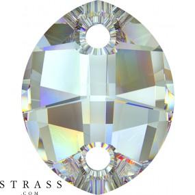 Swarovski Crystals 3224 MM 14,0X 11,0 CRYSTAL AB (1188052)