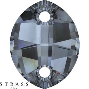 Swarovski Crystals 3224 MM 14,0X 11,0 CRYSTAL BL.SHADE (1187626)