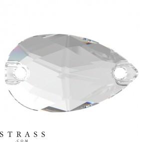 Swarovski Crystals 3230 MM 18,0X 10,5 CRYSTAL-MONT. BLEND F (5025402)