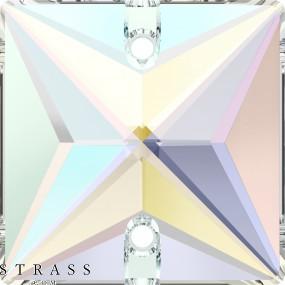 Swarovski Crystals 3240 MM 16,0 CRYSTAL AB F (111491)