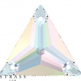 Swarovski Crystals 3270 MM 16,0 CRYSTAL AB F (111540)