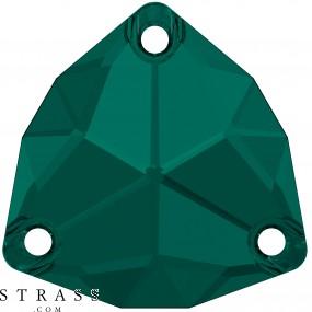 Swarovski Crystals 3272 MM 20,0 EMERALD F (5302967)