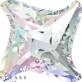 Swarovski Crystals 4485 Crystal (001) Aurore Boréale (AB)